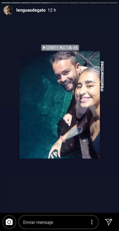 ¿'La Chule' terminó su relación con Luisito Comunica tras escándalo de infidelidad? (Foto: @lenguasdegato)