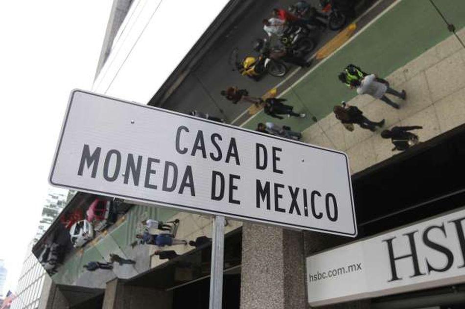 La Casa de la Moneda de México. (Foto: EFE)
