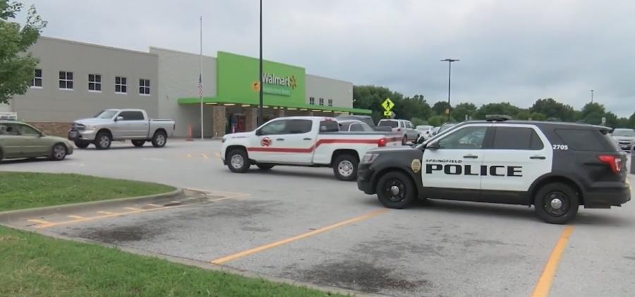 La tienda de Walmart en EE.UU. (Foto: Captura de video)