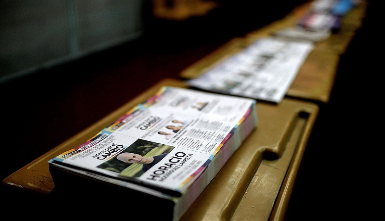 Estas elecciones primarias en Argentina sirven para validar los candidatos presidenciales y parlamentarios que pretenden competir en los comicios generales del 27 de octubre. (Foto: EFE)