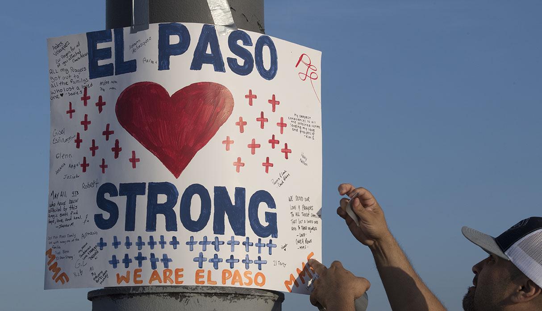 El ataque en El Paso dejó 22 muertos, generó impacto en Ciudad Juárez. (Foto: AFP)