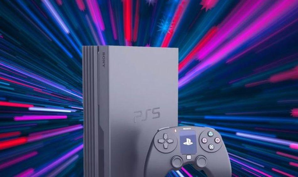 Concepto creado por los fans de la PS5 (Foto: PlayStation 5)