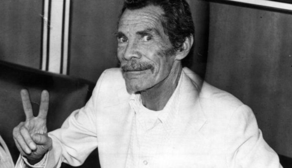 Ramón Valdés en Perú. (Foto: Archivo histórico de El Comercio)