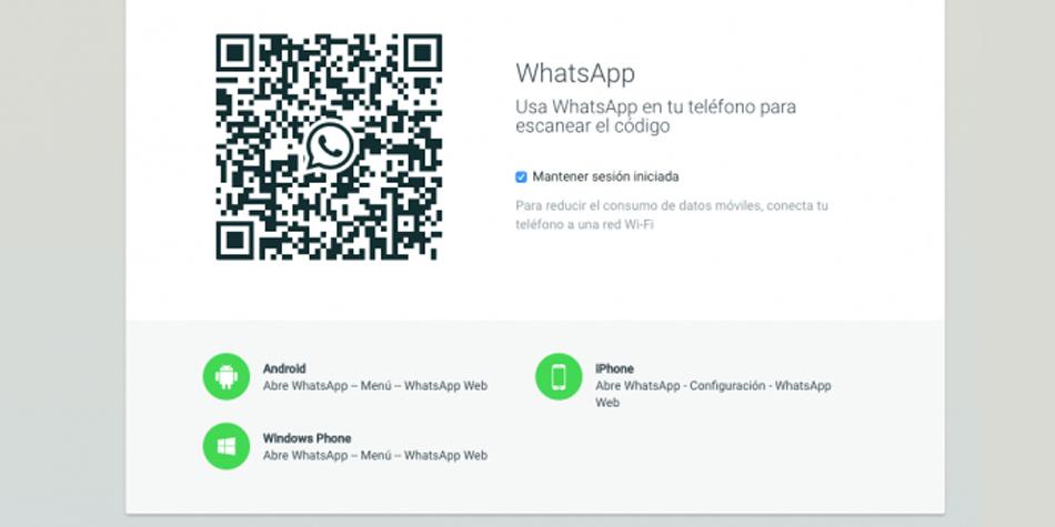 WhatsApp Web es la herramienta que te permite visualizar todas las conversaciones de tu smartphone en tu PC. (Foto: WhatsApp)