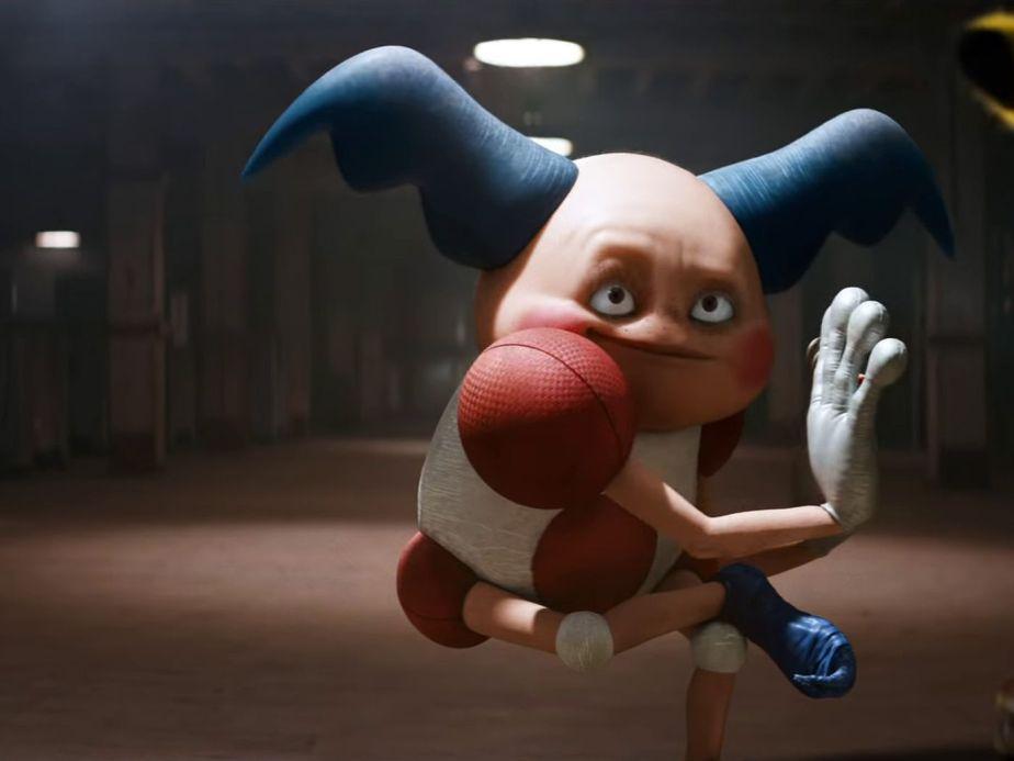 Mr. Mime en la película Detective Pikachu. (Foto:
