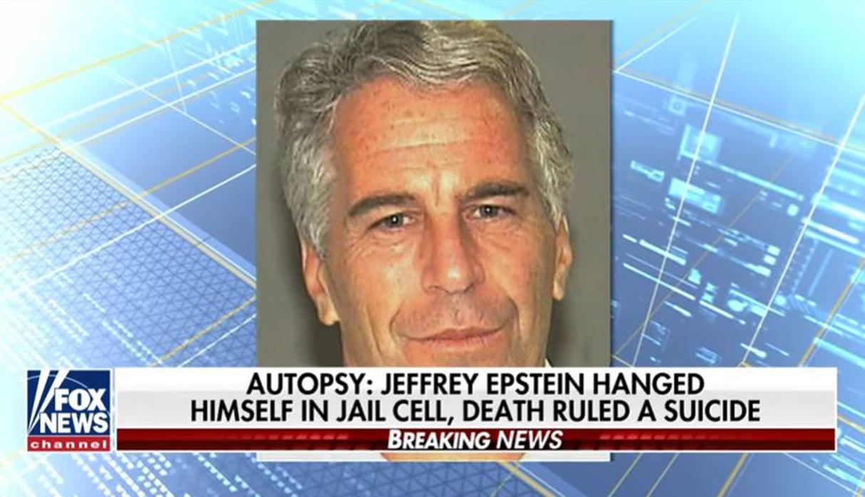 Jeffrey Epstein, acusado por tráfico sexual de menores, se ahorcó en su celda, según autopsia revelada por New York Times. (Foto: Captura)