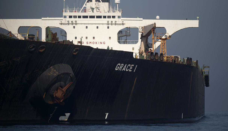 Gibraltar ratifica que el petrolero Grace 1 queda libre. Esto podría profundizar la tensión diplomática entre Reino Unido e Irán. (Foto: AFP)