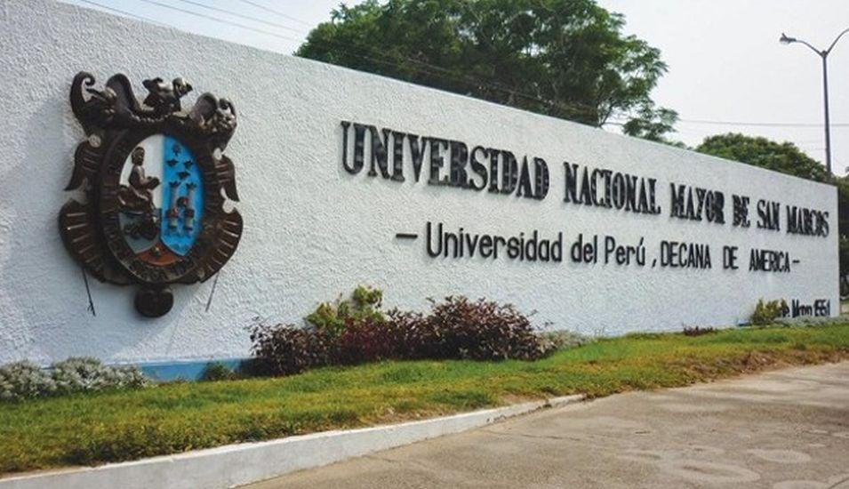 UNMSN es la decana de América. (Foto: Andina)