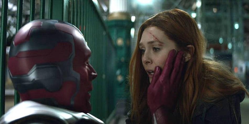 Elizabeth Olsen y Paul Bettany son los protagonistas de
