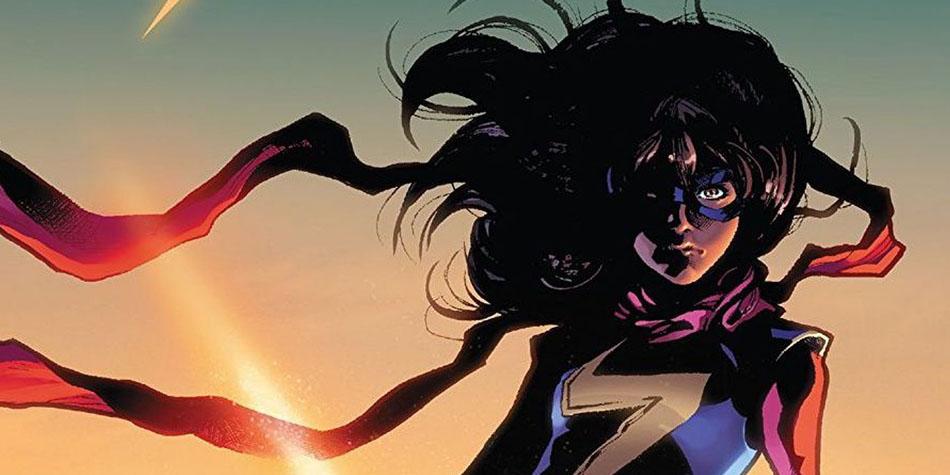Kamala Khan tendría su propia serie de orígenes(Foto: Marvel Comics)