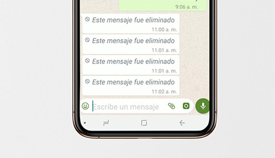 En internet existen gran cantidad de aplicaciones que te permiten espiar las conversaciones de WhatsApp de un contacto. (Foto: WhatsApp)
