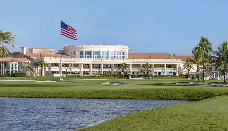 Este es el lujoso y exclusivo complejo que posee Donald Trump en Miami. (Foto: Trump Hotels)