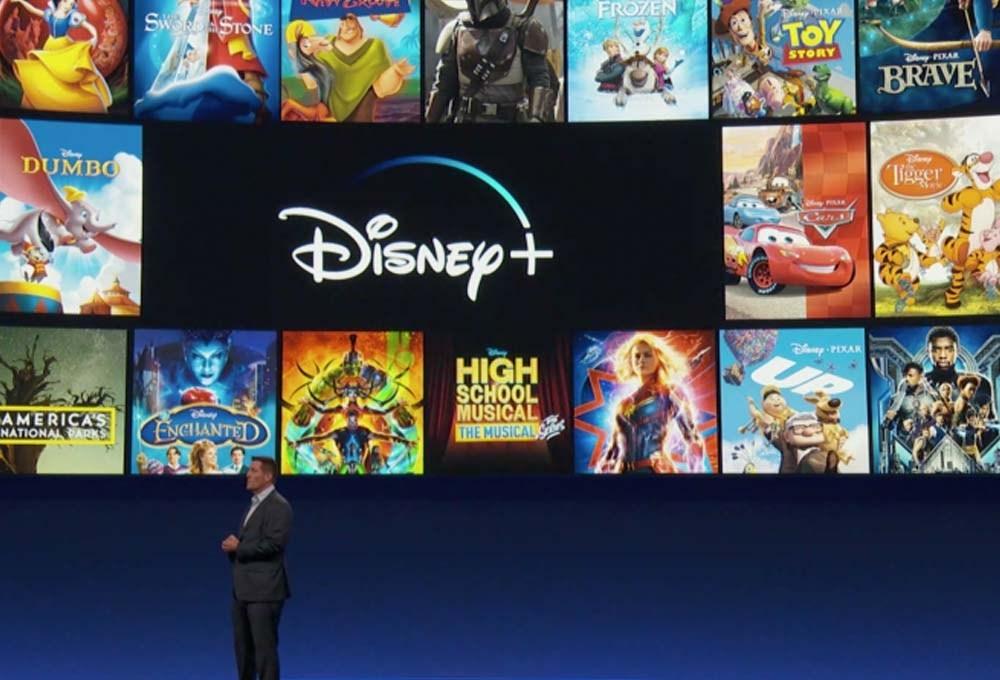 Disney+ promete tener todos los contenidos de Marvel, Disney, Pixar, National Geographic y Star Wars, que competirá con otras empresas como Netflix. Foto: Difusión.