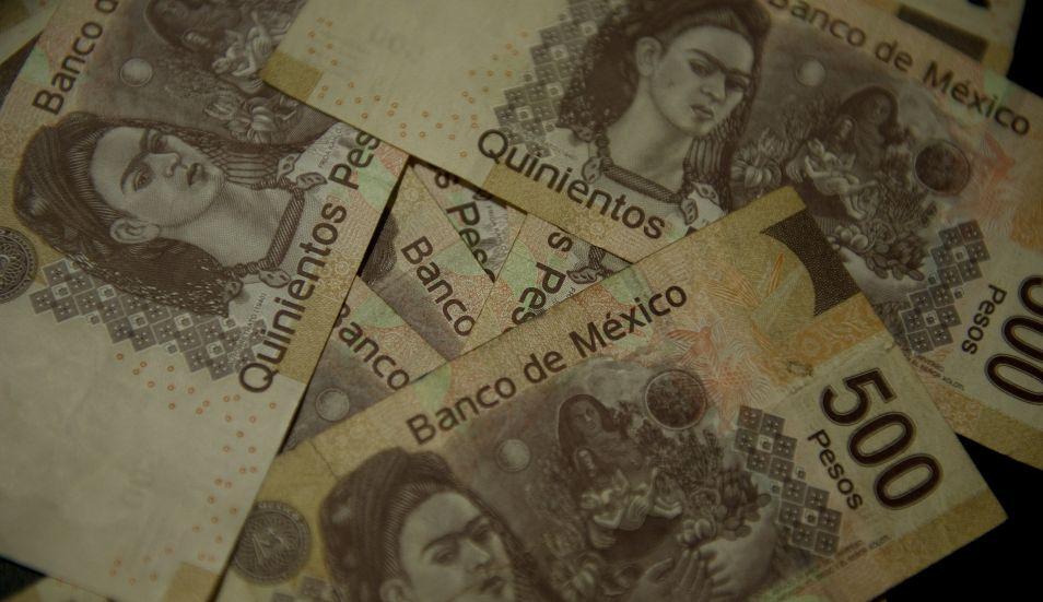 El peso mexicano con el rostro de Frida Kahlo dejó de circular en 2018. (Foto: AFP)