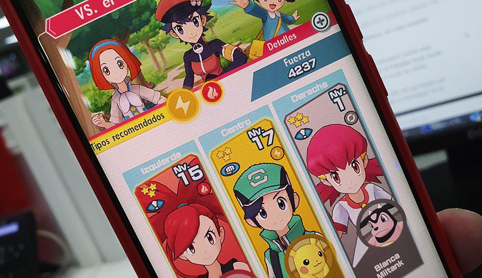 Para poder realizar la evolución de tus Pokémon es necesario que cuentes con un objeto especial. (Foto: Pokémon Masters)