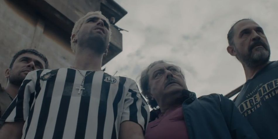 La banda de los Borges se encuentro con un viejo conocido en el penal al que fueron trasladados para cumplir cadena perpetua. (Foto: Underground)