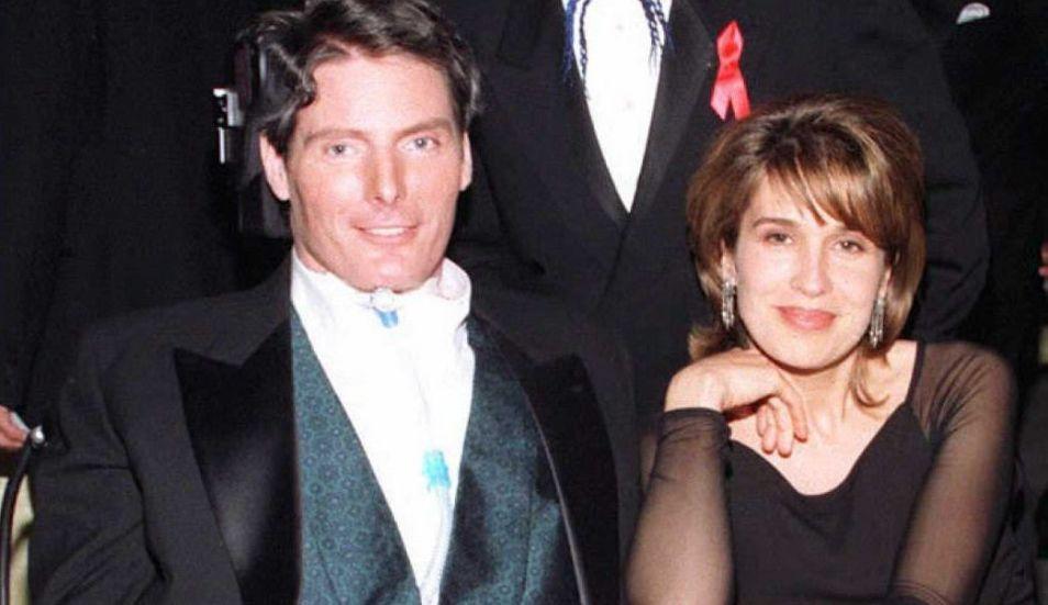 Christopher y Dana Reeve fueron una pareja muy sólida.Ella lo acompañó hasta su muerte tras sufrir un accidente. (Foto: AFP)