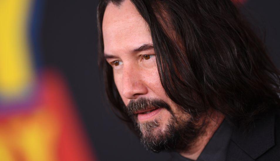 Keanu Reeves se deprimió tras la muerte de su expareja. (Foto: AFP)