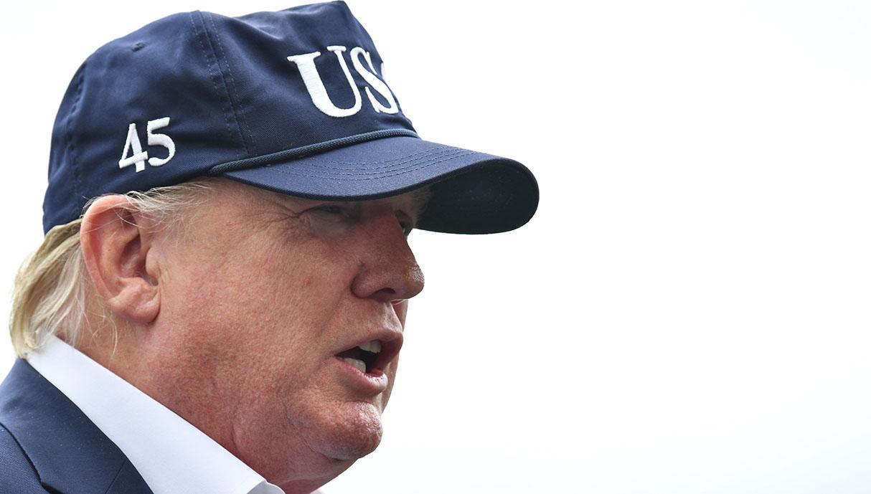 Donald Trump recibe presiones para que se fortalezcan leyes sobre el control de armas de fuego en Estados Unidos. (Foto: AFP)