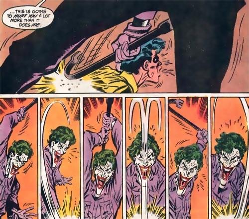 Joker golpeo hasta casi la muerte a Jason Todd (Foto: DC Comics)
