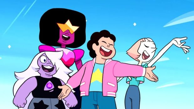 Steven Universe: The Movie estará situada dos años después de la última temporada. (Foto: Cartoon Network)
