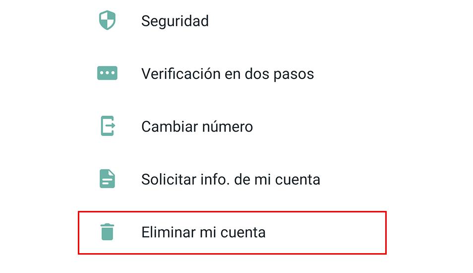 Una de las cosas que puedes hacer es ingresar a la cuenta del usuario que falleció instalando WhatsApp en tu dispositivo. (Foto: WhatsApp)