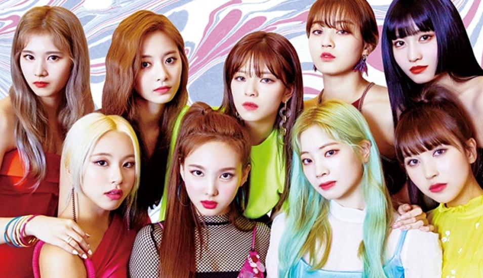 Ellas son todas las nueve integrantes de Twice, la agrupación femenina del momento. (Foto: Twice)