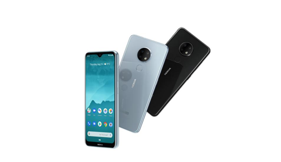 Estos son los dispositivos que Nokia lanza en el IFA 2019: el Nokia 7.2 y 6.2. (Foto: HMD Global)