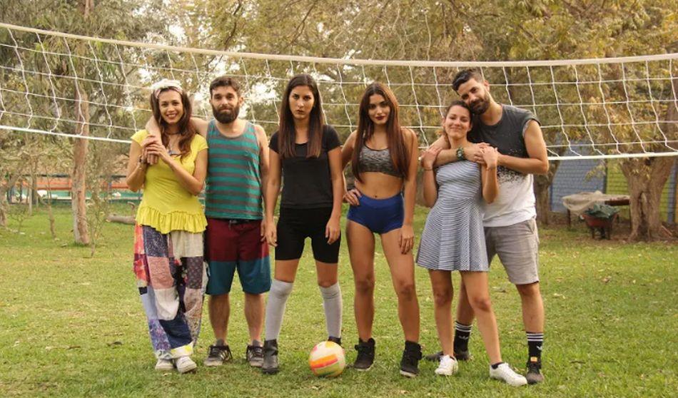 Nicolás, Pilar, Cata, Manuela y Nacho son amigos desde la adolescencia. En una fiesta, la hermosa Belén llega a alterar todos los vínculos de este grupo.(Foto: V&V comunicaciones)