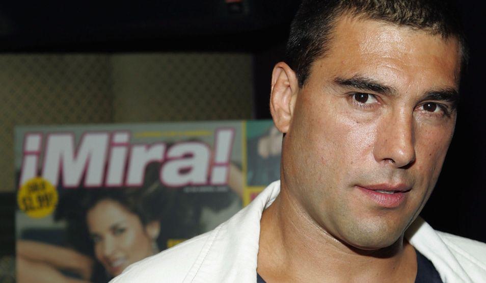 Eduardo Yáñez también tuvo problemas con su único hijo. (Foto: AFP)