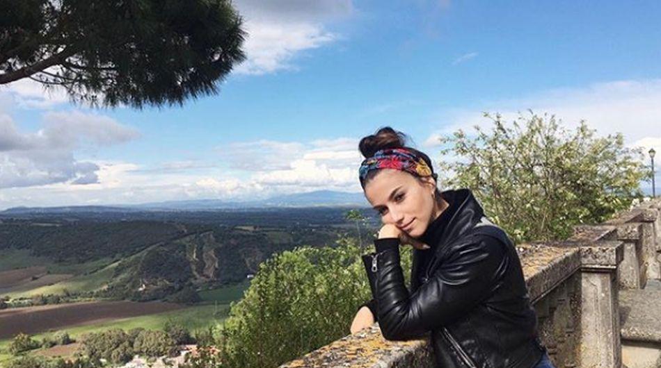 Claudia ama viajar. (Foto: Instagram/Claudia Salas)