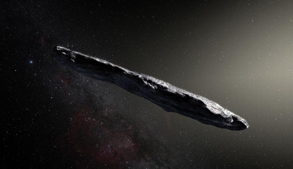 La mayoría de asteroides orbitan entre Marte y Júpiter, en la región del sistema solar conocida como cinturón de asteroides. (Foto: AFP)