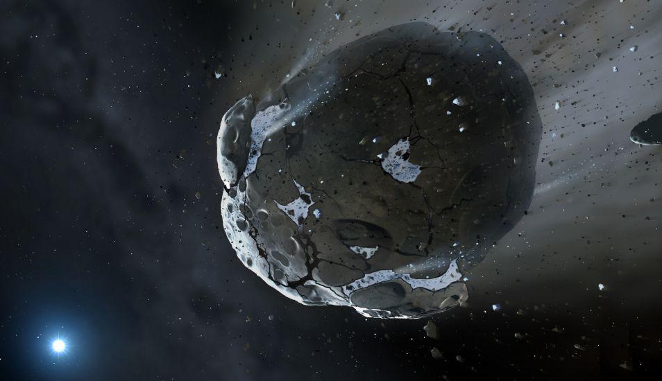 La palabra asteroide procede del griego, ???????????, y significa