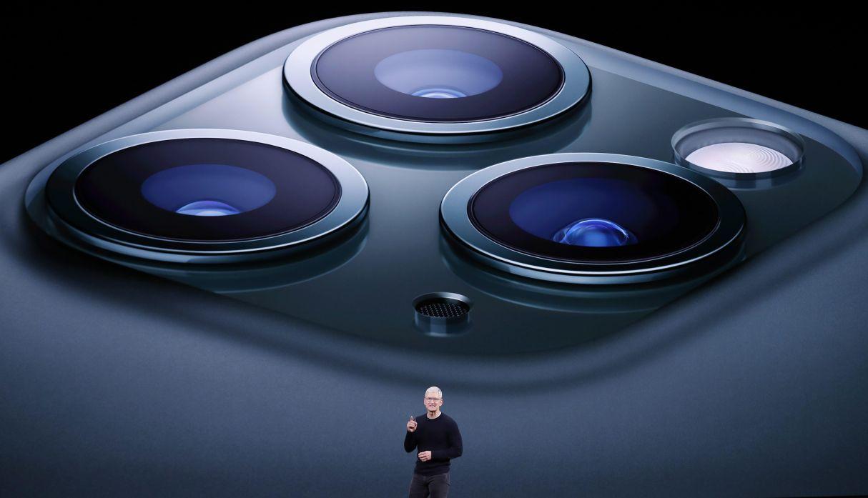 Apple presentó sus nuevos modelos de iPhone en California, Estados Unidos. (Foto: EFE)