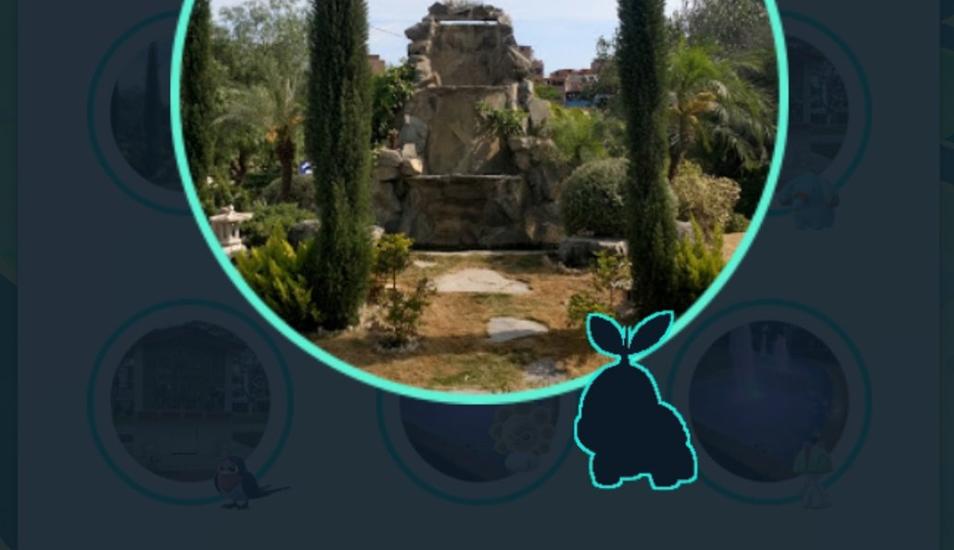 Ciertos usuarios han mencionado que se trata de un Pokémon camuflado, otros que es una nueva versión de Turtwig. (Foto: Captura)