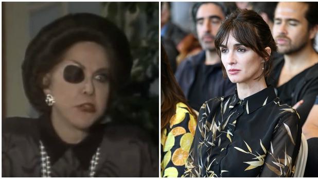 Paz vega será la nueva Catalina Creel en la nueva versión de Cuna de Lobos (Foto: Televisa)
