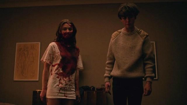 La serie es protagonizada por Alex Lawther y Jessica Barden. (Foto: Netflix).