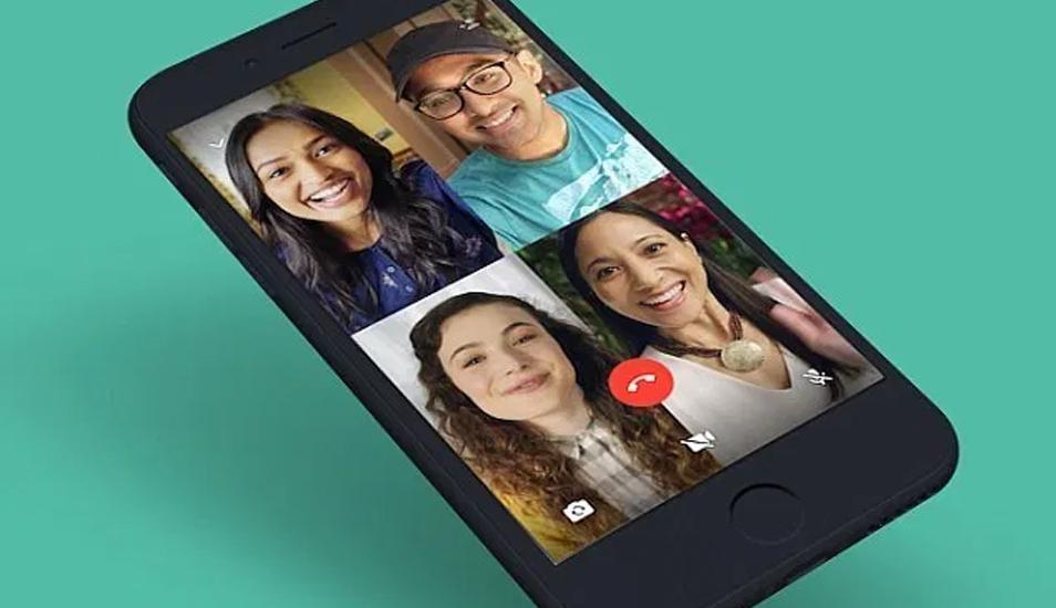 Las videollamadas han beneficiado a miles de personas que se comunican mediante señas. (Foto: WhatsApp)