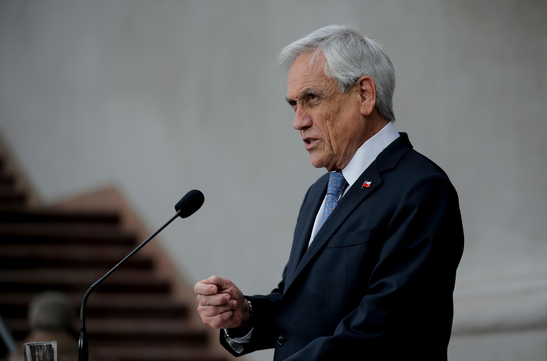 Hasta antes de la discusión del tiempo de la jornada laboral, el gobierno de Sebastián Piñera tenía como primer tema de agenda a la reforma de pensiones. (Foto: AFP)