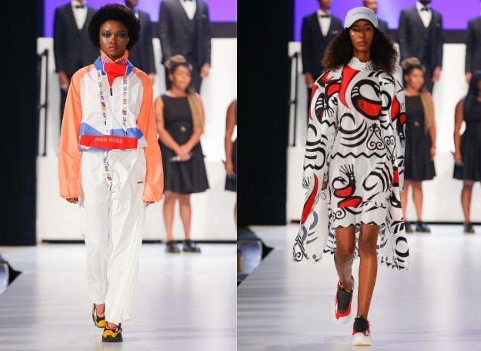 Pyer Moss ha hecho una alianza con la marca deportivas para romper los paradigmas de la moda. (Foto: Reebok)