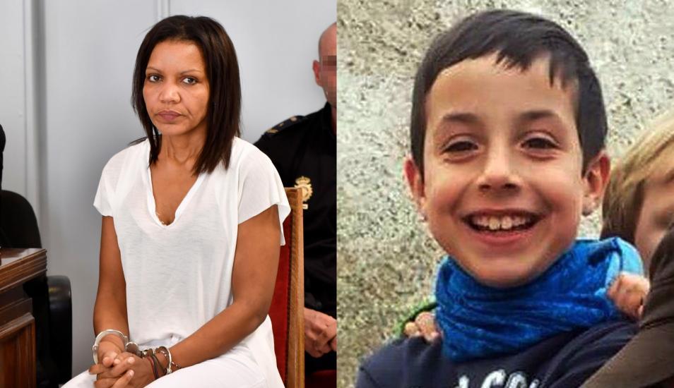 Ana Julia Quezada admitió que asesinó al niño Gabriel, pero que fue de manera accidental. (Foto: EFE)