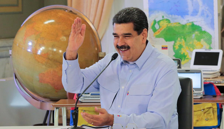 Nicolás Maduro estableció una mesa de diálogo con grupos minoritarios de la oposición venezolana. (Foto: AFP)