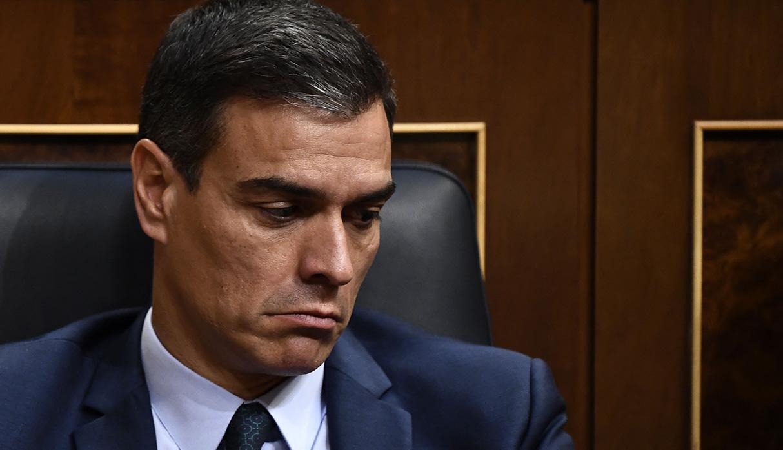 A fines de julio, el congreso de España rechazó investir a Pedro Sánchez como presidente del gobierno. (Foto: AP)