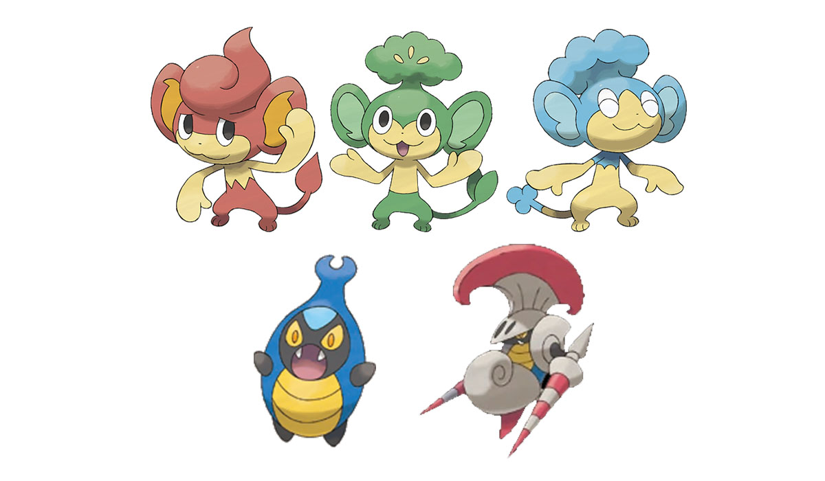 Estos son los posibles Pokémon con los que debes contar con el objeto para poder evolucionar. (Foto: Nintendo)