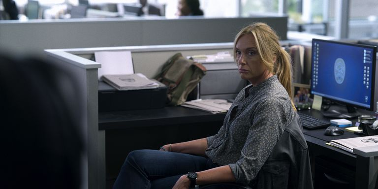 Toni Collette interpreta a Grace Rasmussen en Inconcebible (Foto: Netflix)