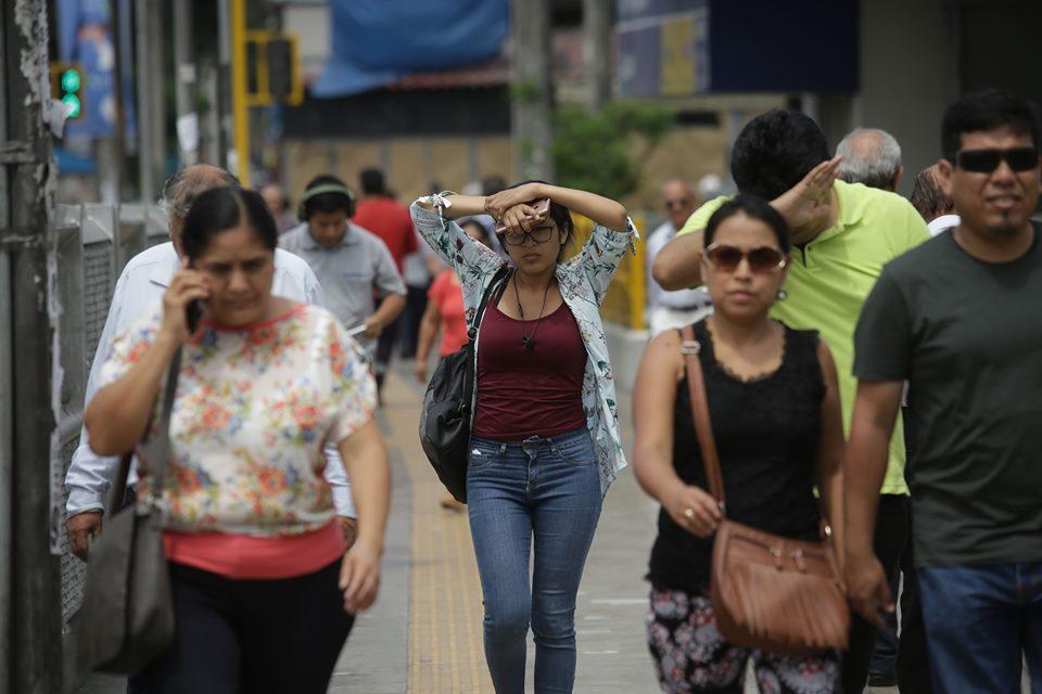 Senamhi detalló que para Lima se prevé que las temperaturas del aire alrededor de los 16°C y 22° C en promedio. (Foto: GEC)
