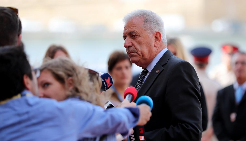 El comisario europeo de Inmigración, Dimitris Avramópulos subrayó que todos los países europeos deben aplicar un mecanismo