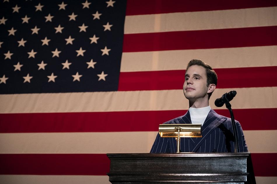 ¿Payton llegará a la elecciones presidenciales? (Foto: Netflix)