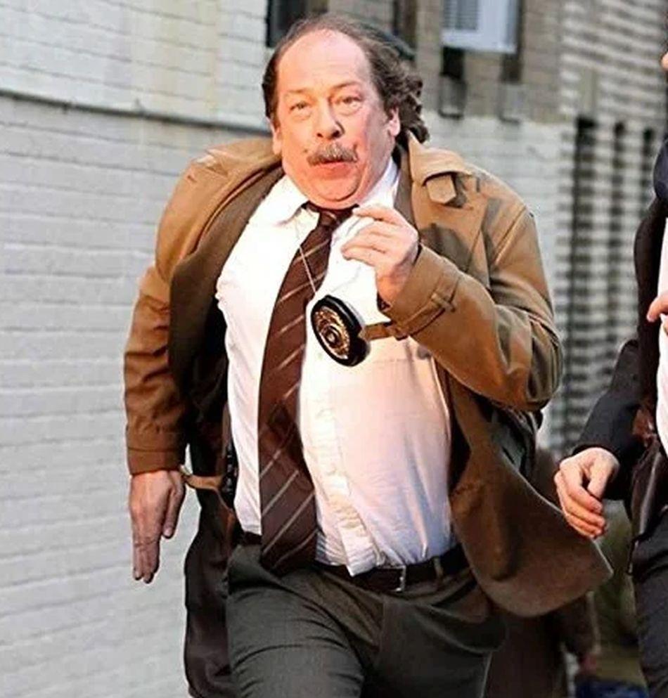 Bill Camp interpreta al detective Garrity en el Joker. (Foto: Warner Bros.)