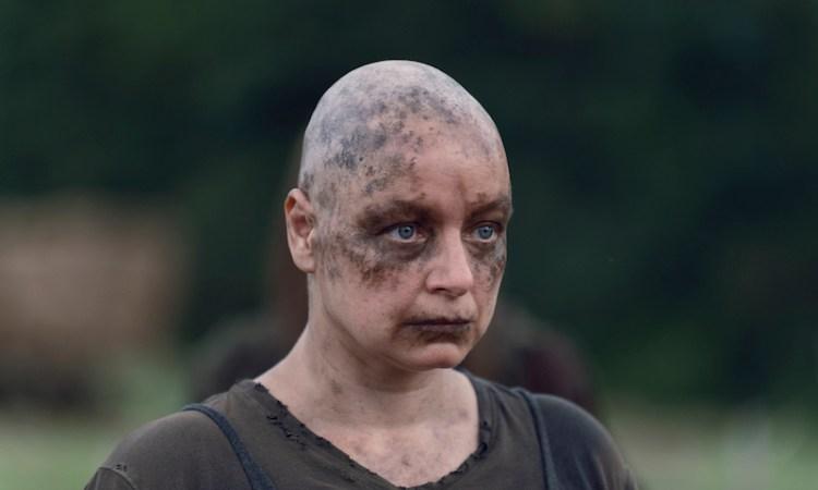 Alpha era una superviviente del apocalípsis zombie y en los cómics muere a manos de Negan (Foto: AMC)